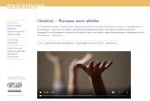 "Website of <strong>Beate Gaenssle – Feldenkrais & Shiatsu</strong>, Berlin (since 2009): <a href=""http://www.beategaenssle.de"" target=""Websites designed by Frank Benno Junghanns"">www.beategaenssle.de</a>"